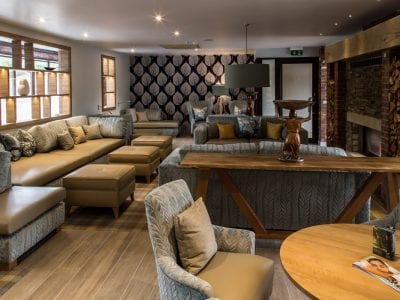 Deluxe Relaxation Lounge Staffordshire