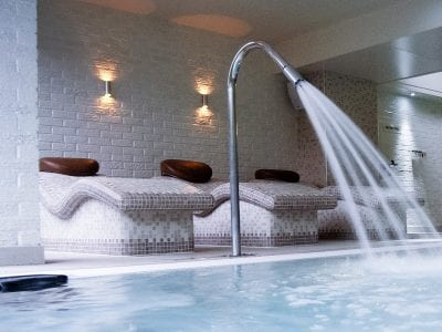 Hydrotherapy Indoor Spa Pool