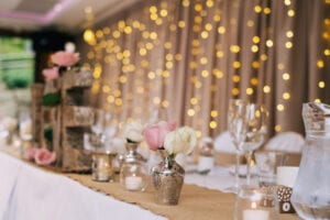 Event Table Decorations